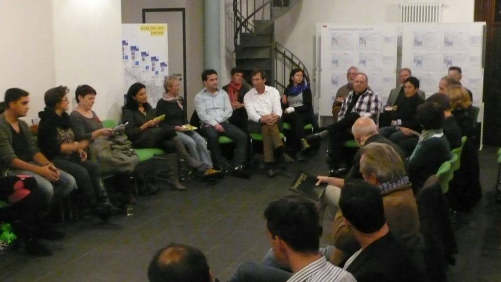 1. Gründer- und Unternehmertreff
