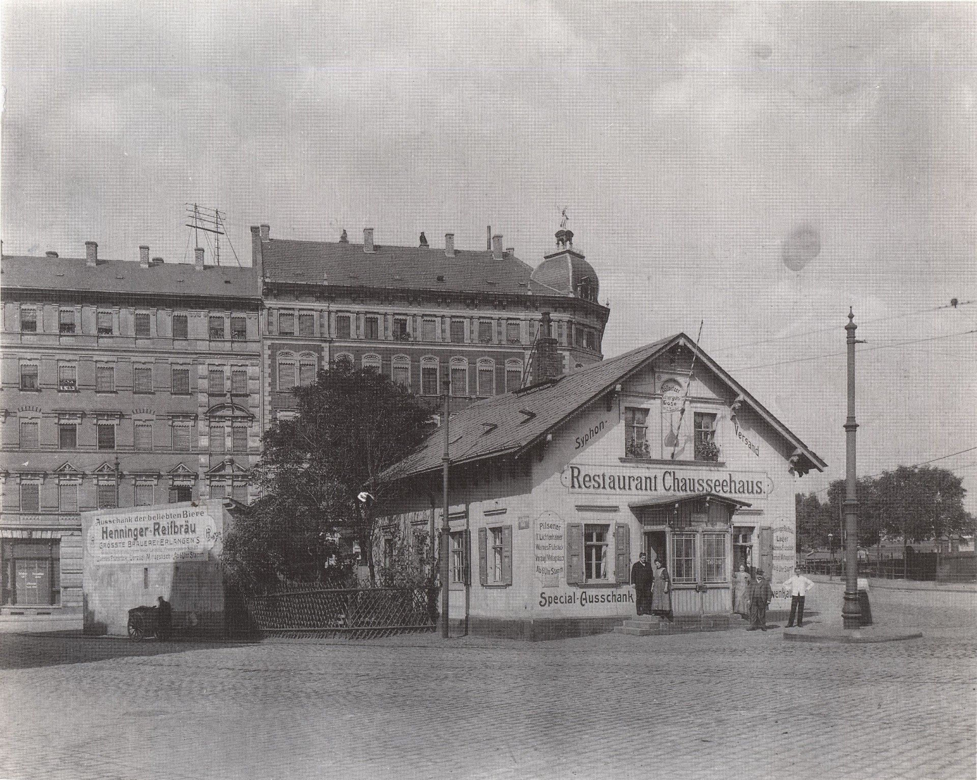 Restaurant_Chausseehaus_Leipzig_um_1910