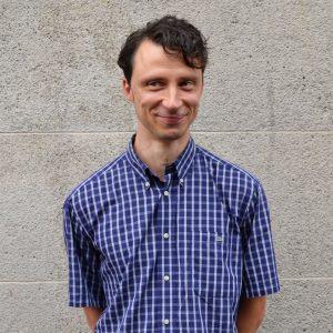 Stephan Grandke / Ansprechpartner im Infozentrum, Themenbereiche Verkehr, Stadtentwicklung und Verfügungsfonds