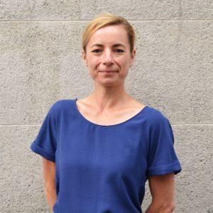 Talina Rinke / Ansprechpartnerin im Infozentrum, Themenbereiche Projektmanagement für kulturelle und soziale Projekte sowie Öffentlichkeitsarbeit